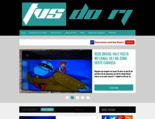tvsdorj.com screenshot