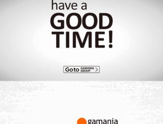 tw.gamania.com screenshot