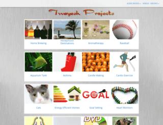 twayesh.com screenshot