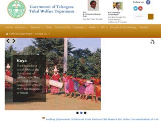 twd.telangana.gov.in screenshot