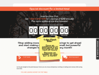 tweakitandprofit.com screenshot