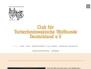 twhclub.de screenshot
