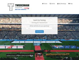 twickenham.gotocsp.com screenshot