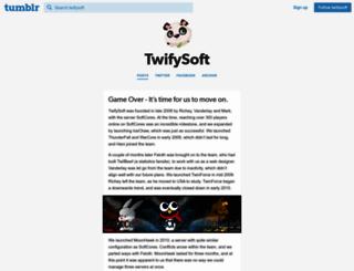 twifysoft.net screenshot