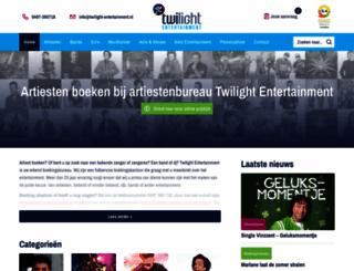 twilight-entertainment.nl screenshot