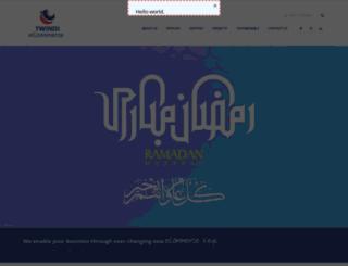 twindi.com screenshot