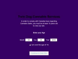 twindog.club screenshot