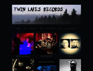 twinlakesrecords.com screenshot
