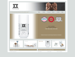 twinluxe.com screenshot