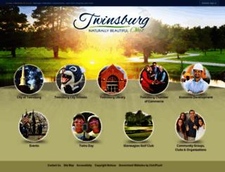 twinsburgcommunity.com screenshot