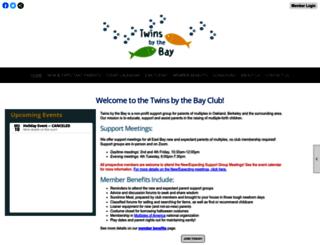 twinsbythebay.clubexpress.com screenshot