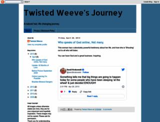 twistedweeve.blogspot.com screenshot