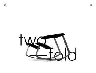 twofold.com screenshot