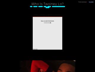 twoineylo.tumblr.com screenshot