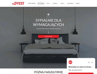 twojematerace.pl screenshot