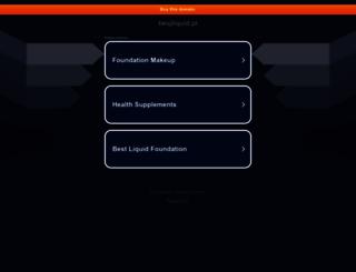 twojliquid.pl screenshot