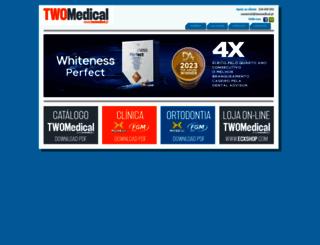 twomedical.pt screenshot