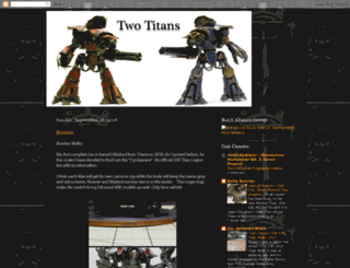 twotitans.blogspot.com screenshot