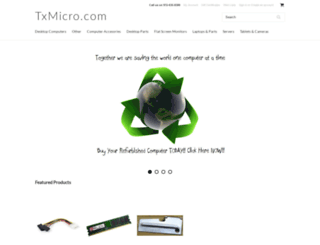 txmicro.com screenshot