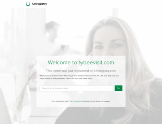 tybeevisit.com screenshot