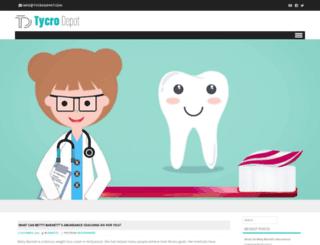 tycrodepot.com screenshot