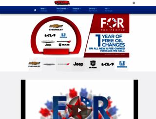 tylers.com screenshot