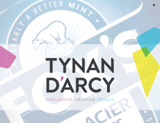 tynan-darcy.com screenshot