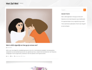 tzalwel.nl screenshot