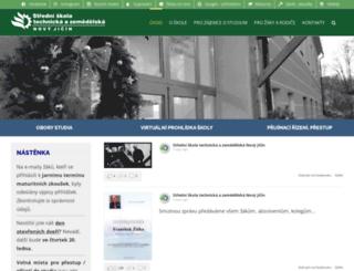 tznj.cz screenshot