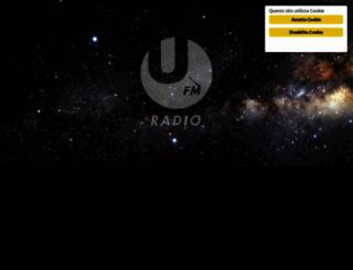 u-fm.it screenshot
