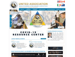 ua.org screenshot