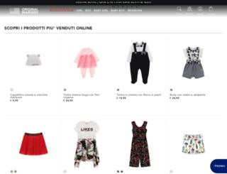 ua.originalmarines.com screenshot