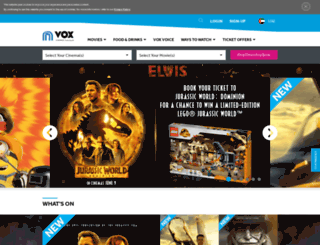 uae.voxcinemas.com screenshot