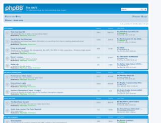 uafc.co.uk screenshot