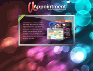 uappointment.com screenshot