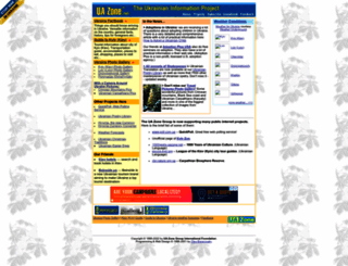 uazone.net screenshot