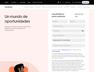 uberdominicana.com screenshot