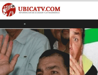 ubicatv.com screenshot