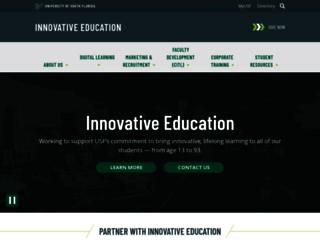 uc.usf.edu screenshot