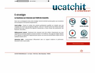 ucatchit.com screenshot