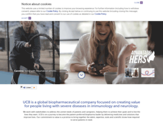 ucb-pharma.com screenshot