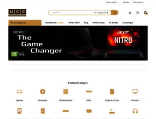 ucc-bd.com screenshot