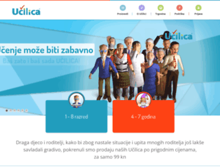 ucilica.tv screenshot