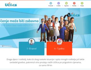 ucilica.tv screenshot