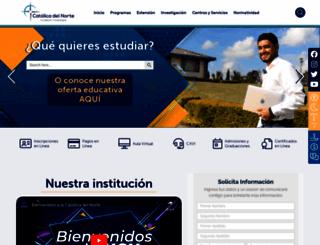 ucn.edu.co screenshot