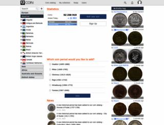 ucoin.net screenshot