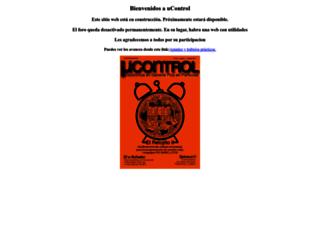 ucontrol.com.ar screenshot