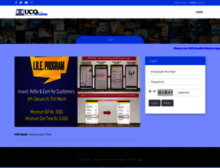 ucoonline.in screenshot