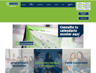 ucq.edu.mx screenshot