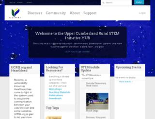 ucrsi.org screenshot